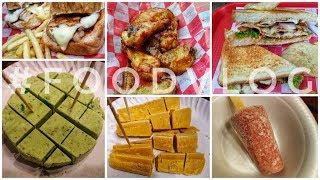 BOMBAY KULFI & HOT WINGS | KOLKATA #foodvlog | MrReviewSuraj