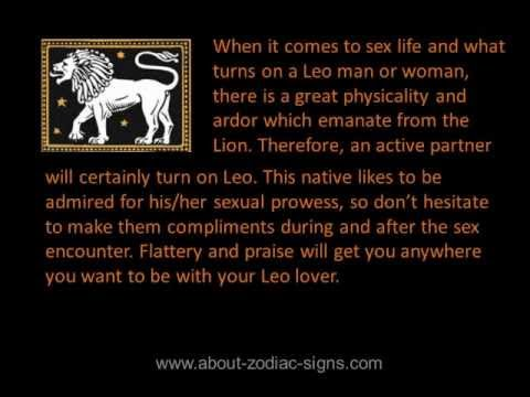 How to seduce a leo woman sexually