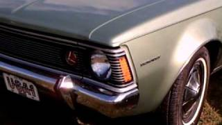 1972 AMC Hornet 2 door sedan