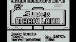 Action Adventure World Super Mario Land