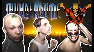 PEOPLE OF THUNDERDOME