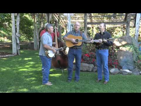 Coyote Ridge Bluegrass Wranglers - A Miner's Wife  MOV.