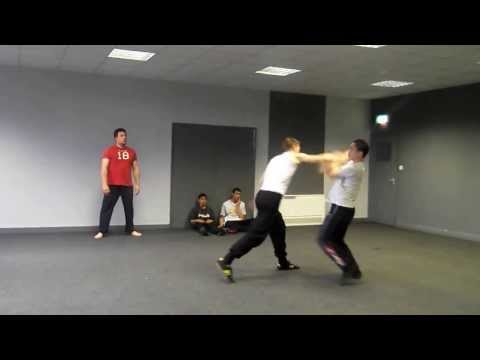 JEET KUNE DO & URBAN COMBAT TRAINING WITH SENIOR STUDENTS Image 1