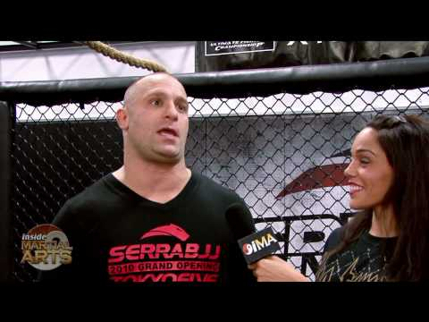 UFC Fighter Matt Serra on Inside Martial Arts TV Image 1