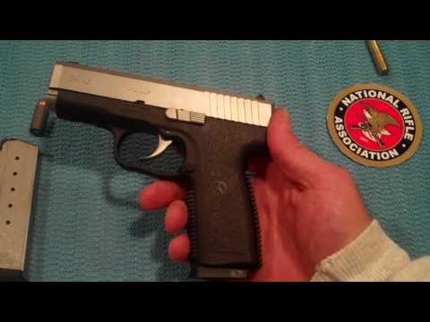 Kahr CW45 Review. Field Strip and Reassembly - TheFireArmGuy