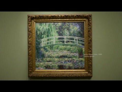 EXHIBITION ON SCREEN: Head Gardener James Priest on Monet and Light thumbnail