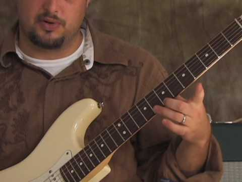 Learn To Play Lead Blues Guitar Licks And Phrasing Lesson - Major Style Guitar Lick