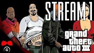 Grand Theft Auto III | #1 | Agraelus | 1080p60 | PC | CZ