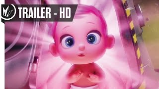 Storks Official Trailer #2 (2016) -- Regal Cinemas [HD]