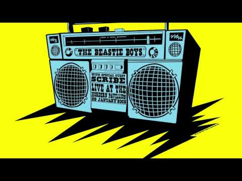 Beastie Boys - Intergalactic