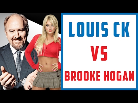 Louis CK VS Brooke Hogan
