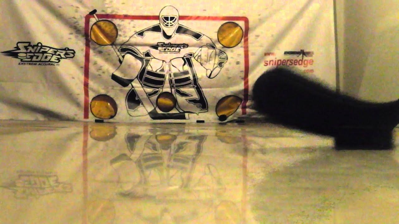 Тренировки по хоккею в домашних условиях