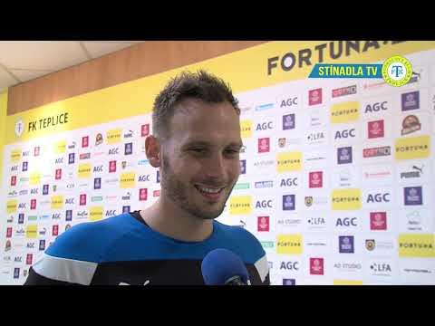 Rozhovory po utkání s Karvinou (16.9.2018)