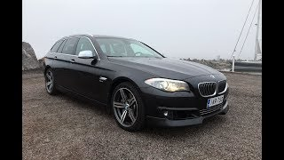 AutoTeddy myy upea BMW 525d A xDrive 2011