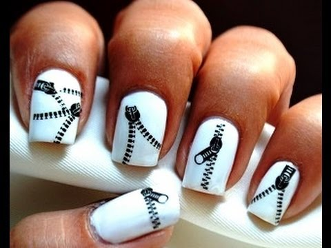25 simple and easy nail art designs for cute girls  you