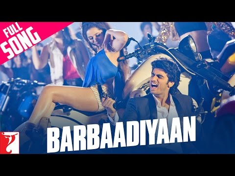 Barbaadiyaan  - Full Song - Aurangzeb