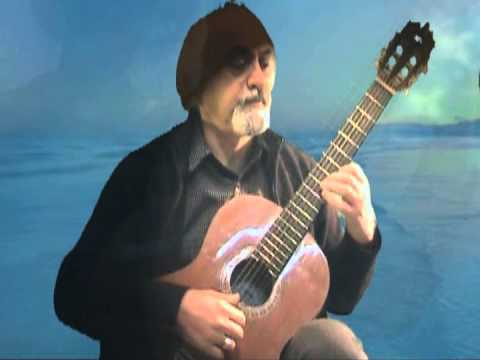 0 La Paloma (The Dove) Arranged for Classical Guitar By: Boghrat