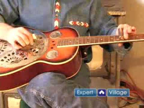 How to Play Dobro Slide Guitar Music : GBD Alternate Tuning for Dobro Slide Guitar