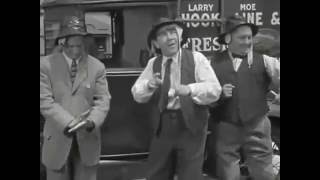 3 Stupid - Three Stooges (Larry, Curly, Mou) Funny Dance Videos