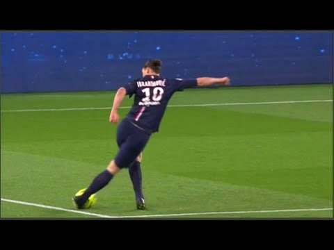 Zlatan Ibrahimovic â—� Craziest Skills Ever â—� Impossible Goals