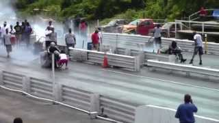 Huntsville Dragway  (Pro Mod Drag Bike Racing)