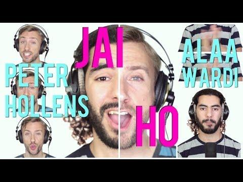 Jai Ho - Slumdog Millionaire - Peter Hollens Feat. Alaa Wardi...