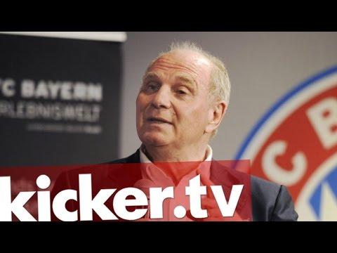 Hoeneß und der Hummels-Transfer - kicker.tv