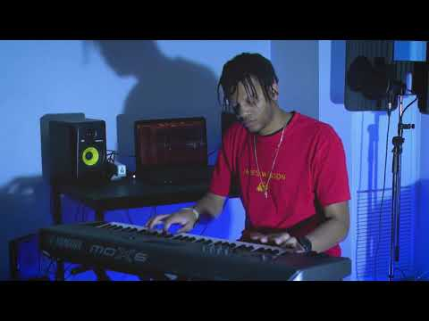 After the Storm - Kali Uchis (feat. Tyler the Creator) - Piano