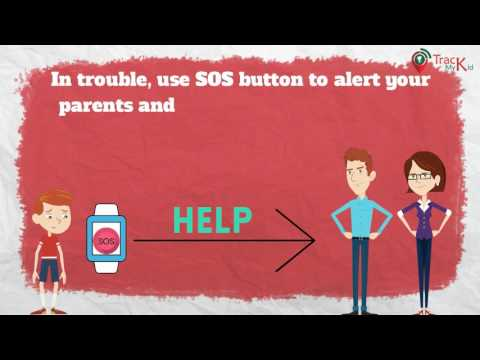 Child Tracking System | GPS Tracking Device For Kids | Child Tracker App