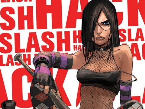 Hack/Slash - What's Adam Reading