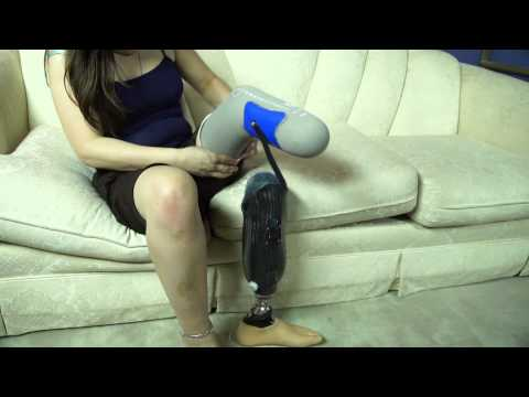 AmputeeOT: How a definitive carbon fiber prosthetic leg works