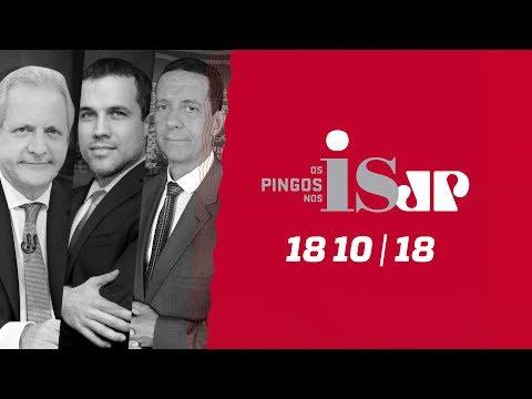 Os Pingos Nos Is - 18/10/18