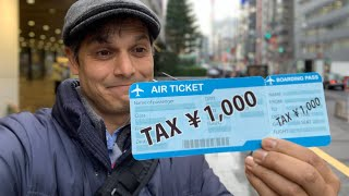 "Japan's ¥1,000 ""Sayonara"" Departure Tax for Tourists Explained"