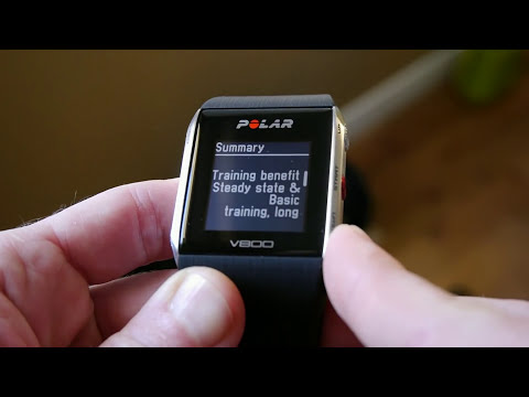 Polar V800 GPS Watch Express Review