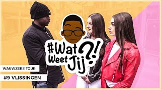 #WATWEETJIJ?! I #9 VLISSINGEN (WAUZERS TOUR)