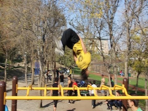 Armenian Parkour Brotherhood