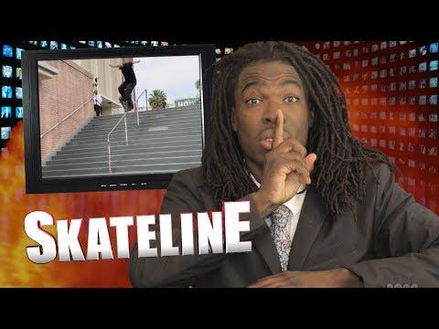 SKATELINE - Shane Oneill vs. Daewon Song, Jamie Foy, Chris Haslam, Wacson Mass