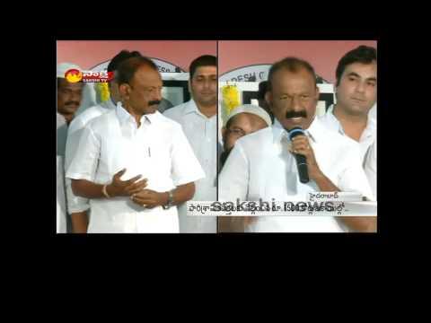 Raghuveera demands to Enquire with Sitting Judge on Chandrababu