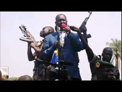 CAR rebel factions sign ceasefire agreement in Kenya