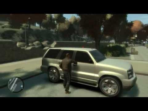 حرامي سيارات GTA IV PS3 Music Videos