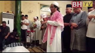[VIDEO] Perdana Menteri tiba di kediaman Adenan