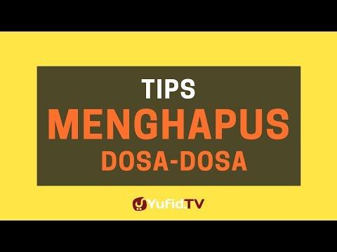 Tips Menghapus Dosa-dosa