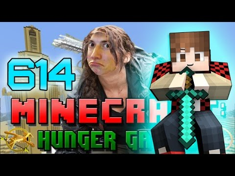 Minecraft: Hunger Games W bajan Canadian! Game 614 - Lucky Diamonds! video