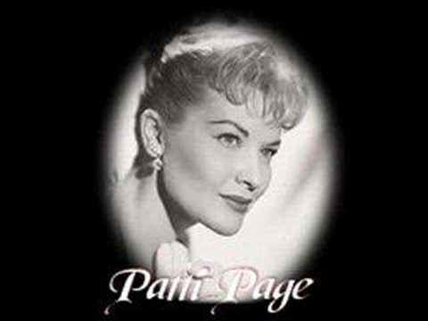 Patti Page on Patti Page   Moon River