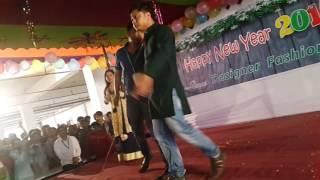 kobe aibe amar pala re (indian bangla song) New year function #2017 Designer fashion ltd.
