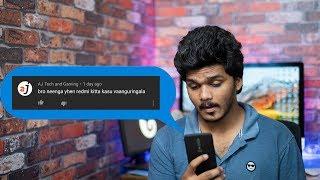 Redmi Kitta Kasu Vangitingala? - Tech Q&A 5!