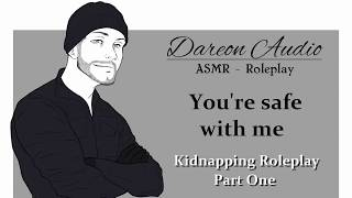 ASMR Roleplay: You're safe with me [Kidnapper roleplay] [Hostage]
