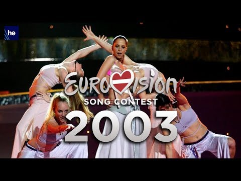My Top 26 - Eurovision Song Contest 2003