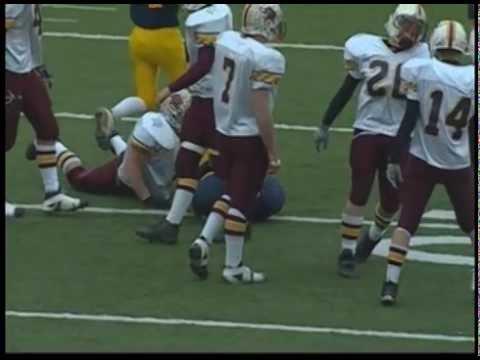 2005 IHSA Boys Football Class 1A Championship Game: Freeport (Aquin) vs. Cambridge