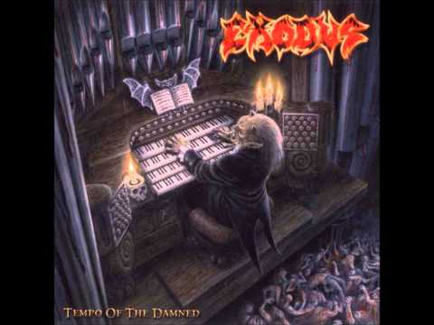 Exodus - Temple Of The Damned